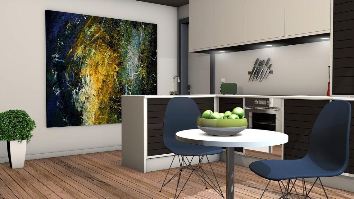 Aranżacja wnętrza a wybór projektu domu