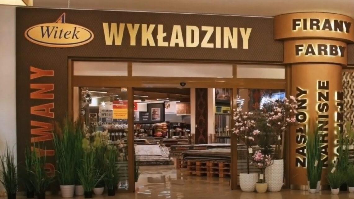 A.Witek sklep z wyposażeniem wnętrz w Krakowie